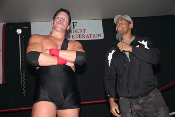 Kevin Knight / Darren Young