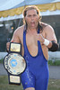 """2011-08-04 ACWA """"Fan Appreciation Week Day #4"""" @ East Brunswick, NJ : ACWA Fan Appreciation Week Day #4 at The Middlesex County Fair CJ Summers retains the ACWA Title against Tiger Adams  CJ Summers defeats Tiger Adams 3 falls to 1 in a thirty minute Ironman Match for the ACWA title"""