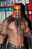 """2012-01-28 NWS """"Boogeyman vs. The Zombie VI"""" @ Manville, NJ : www.nwswrestling.com  JD Smooth defeats B. Fehrm and Rikki Roxx in a three way to retain the NWS Cruiserweight Title Jack Spade & Draven: Team Thunderhorse defeats Smith James & Vik Voorhees: The Gambione Brothers Nicky Oceans defeats Travis Blake & Funky White Boy in a Money in the Bank TLC Match Marty Jannetty pins Danny Inferno Myke Quest & Cannonball Guerrero defeat Corey Havoc & Rampage Rogers: 2 Rude Dudes The Boogeyman battles to a no contest with The Zombie"""