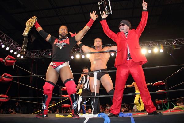 "2015-01-24 ROH: ""Winter Warriors Tour TV Taping Episode #181"" @ Philadelphia, PA"